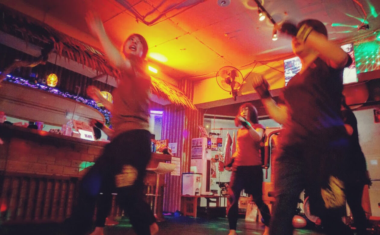 福岡市博多駅前・大橋駅前キックボクシングジム アンカレッジのスタジオイメージ2