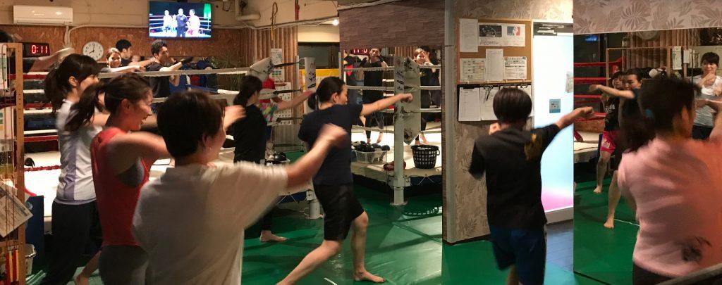初心者や女性が気軽に始められるキックボクシングジム 「アンカレッジ」にようこそ