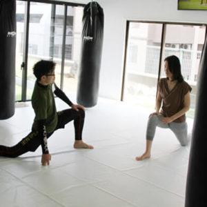 パーソナルトレーニング画像